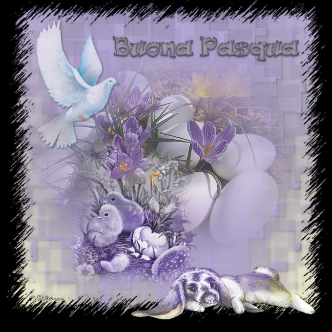 Auguri S.Pasqua 2019 Immagine14
