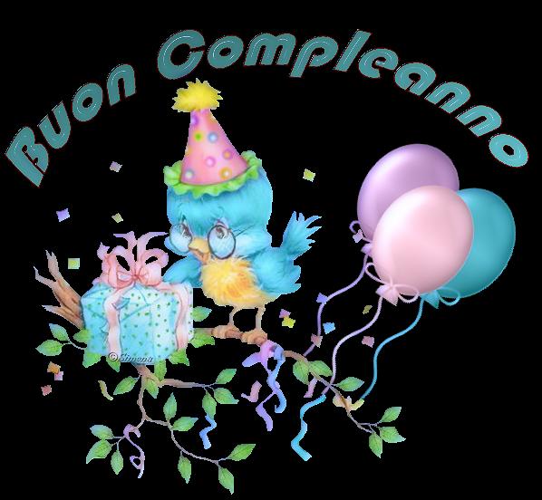 Buon compleanno Giusy64 Immagine3