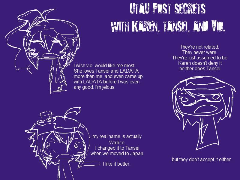 New Art Project!: UTAU Post Secret - Page 2 PostSecret