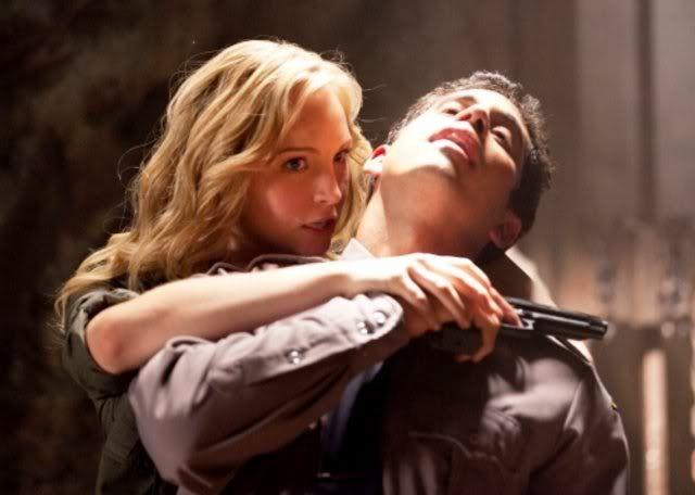 'Vampire Diaries' 2.05: Caroline Shows Her Fangs 00035742