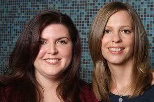 KC's veteran writing duo gets sucked into 'The Vampire Diaries'   Sarah_Fain_Elizabeth_Craft_09-07-2010_M71H6SKEembeddedprod_affiliate81
