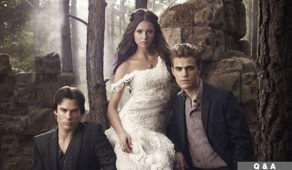 'Vampire Diaries' creators spill on season two Vamp