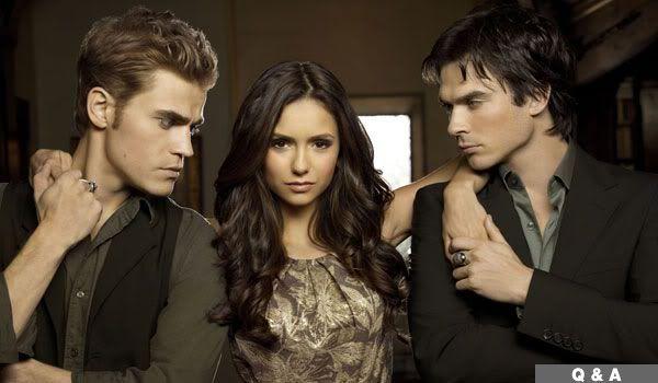 'Vampire Diaries' creators spill on season two Vamp2
