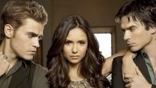 'The Vampire Diaries' premiere preview: Brace yourselves now Vampire-diaries-trio-320