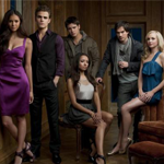 "The Stars of ""The Vampire Diaries"""