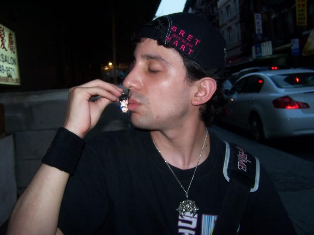 Luu Sky Sapphire x Midori Sugiura99: The Squeakquel *NYAF 2010* 100_5411
