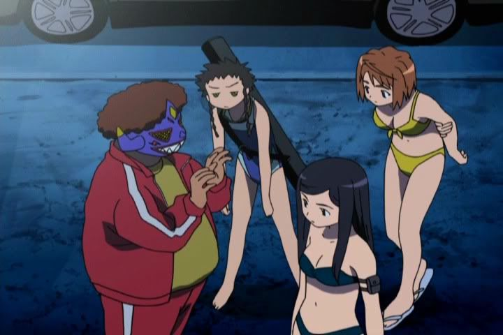 The following Mai-HiME characters fail at... PDVD_000-8