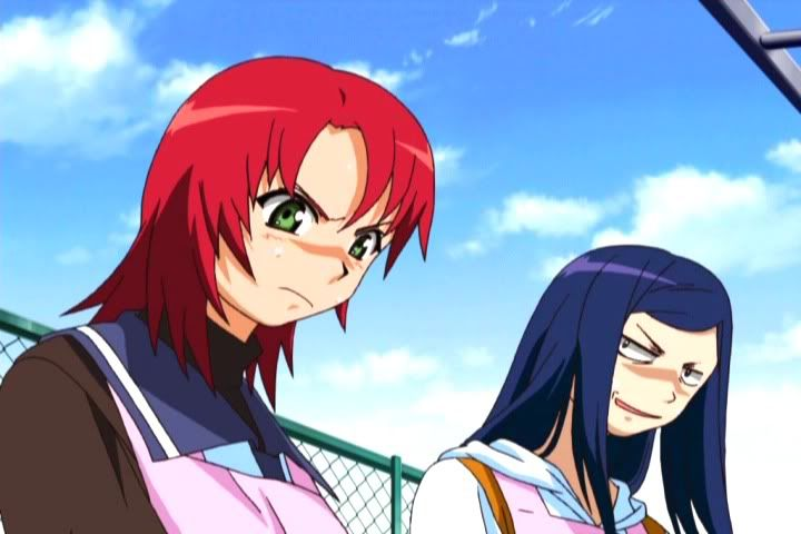 The following Mai-HiME characters fail at... PDVD_006