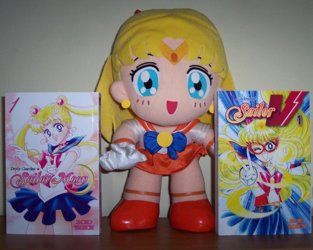 Bishoujo Senshi Sailor Moon, PGSM, Sera Myu and Sailor Moon Crystal Thread - Page 6 Sailormoonmanga