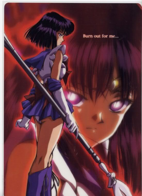 Bishoujo Senshi Sailor Moon, PGSM, Sera Myu and Sailor Moon Crystal Thread Sailorsaturn01xe6