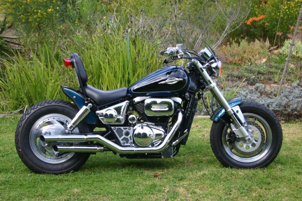 My violated ............. 1998 Suzuki VZ800 Marauder IMG_5741