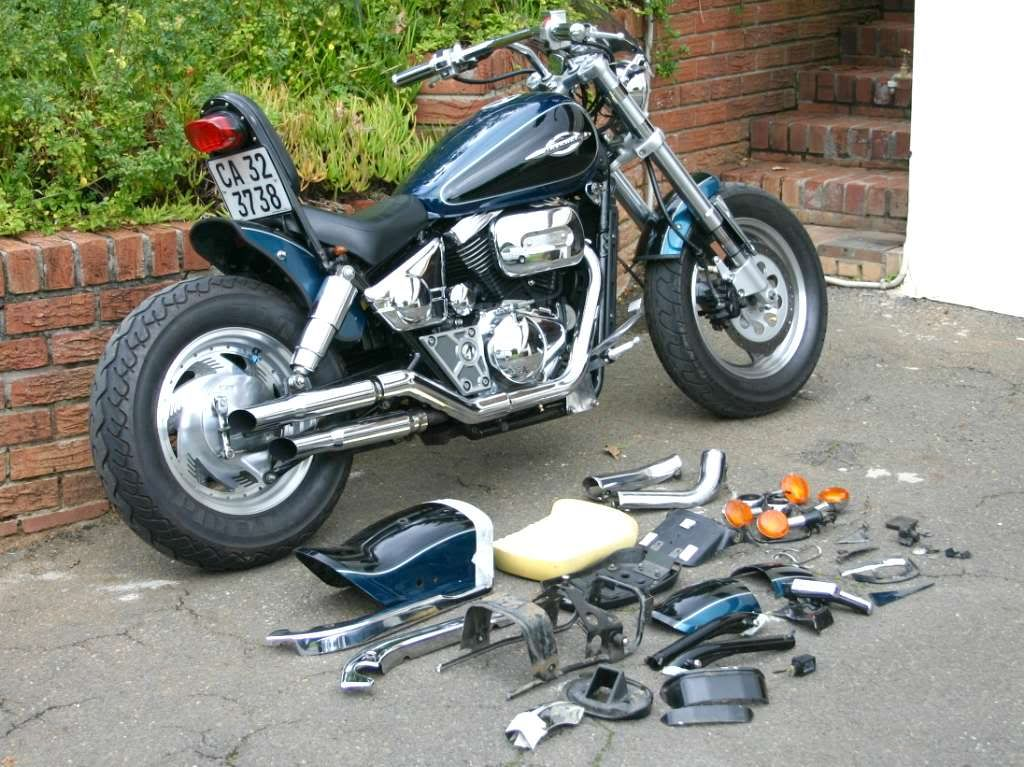 my violated 1998 suzuki vz800 marauder. Black Bedroom Furniture Sets. Home Design Ideas