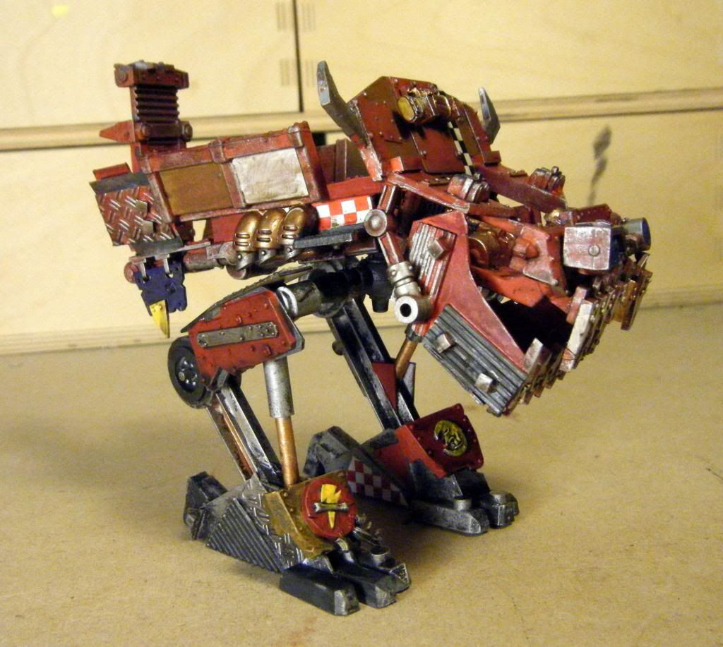 Mega-Dread (Mech Squig) DSCF2257