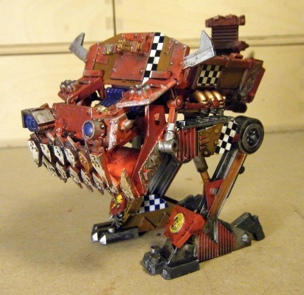Mega-Dread (Mech Squig) DSCF2258