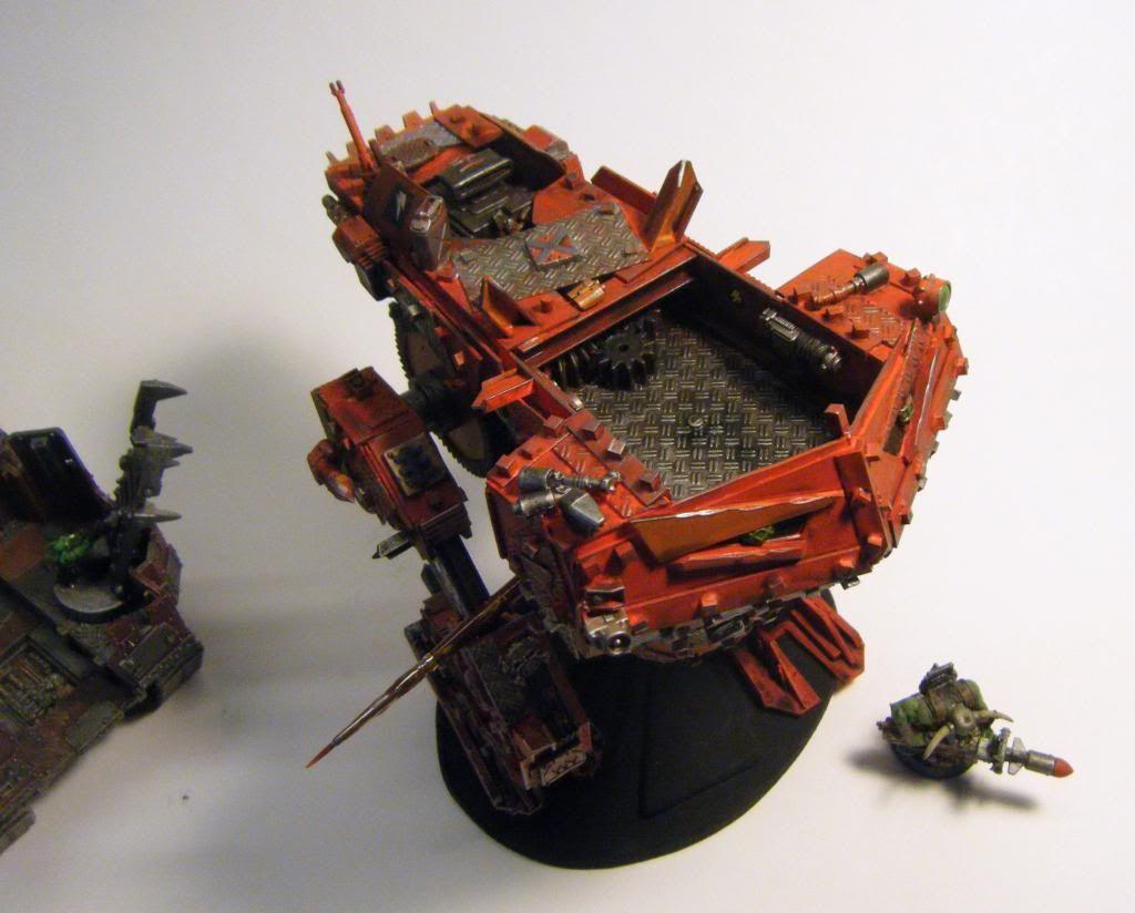 Mega-Dread (Mech Squig) Beastgundeck