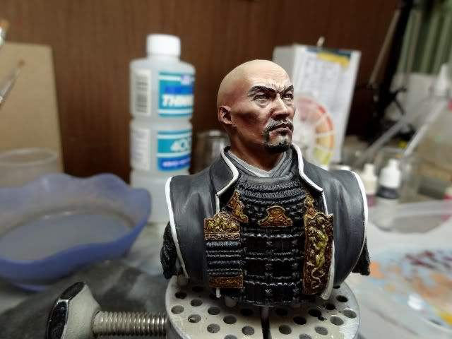 Buste Katsumoto de chez Draconia DSC009151