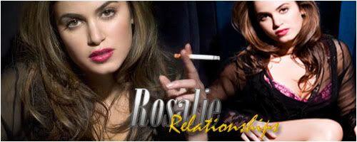 *Rosalie Hale Relaciones* Rosalierelaciones