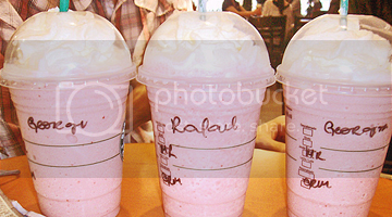 « do you want a frappuccino sweetie? » ♣ shanaë B9-3
