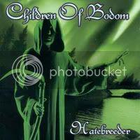 TRILOGÍAS DE DISCOS ChildrenOfBodom-Hatebreeder