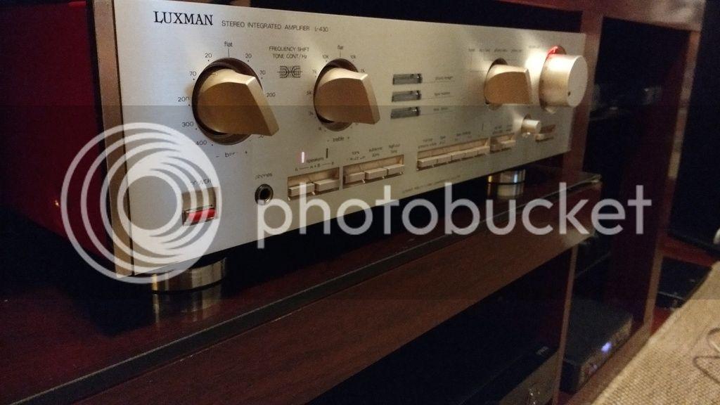 LUXMAN L430 (REFORMA+CUSTOMIZAÇÃO+MODS) IMG_20170702_180602460