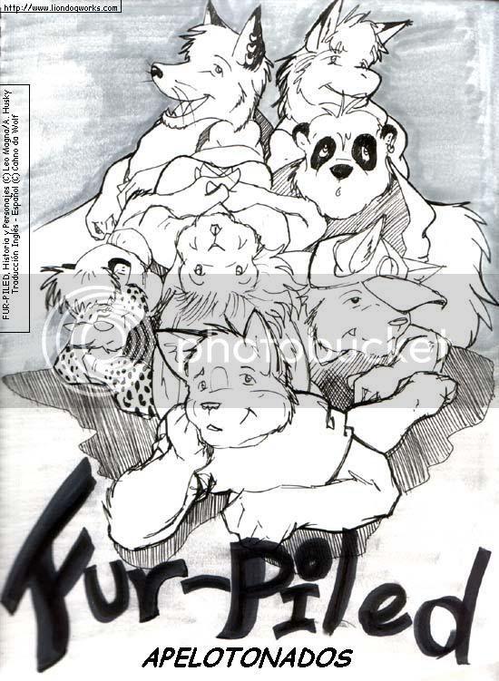 Algunas Mangas Furry X3 1-1