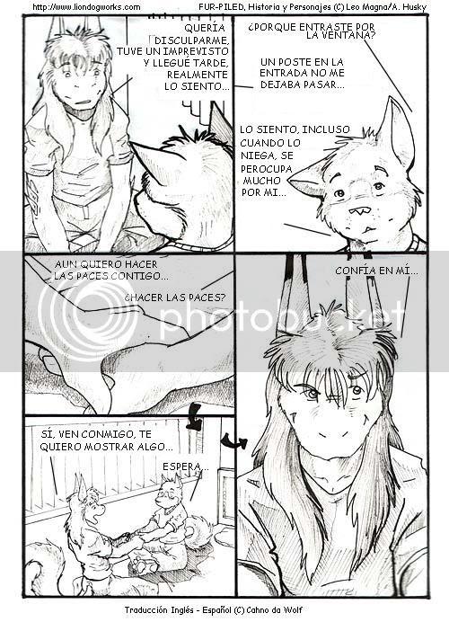 Algunas Mangas Furry X3 24