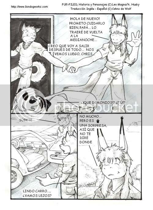 Algunas Mangas Furry X3 25