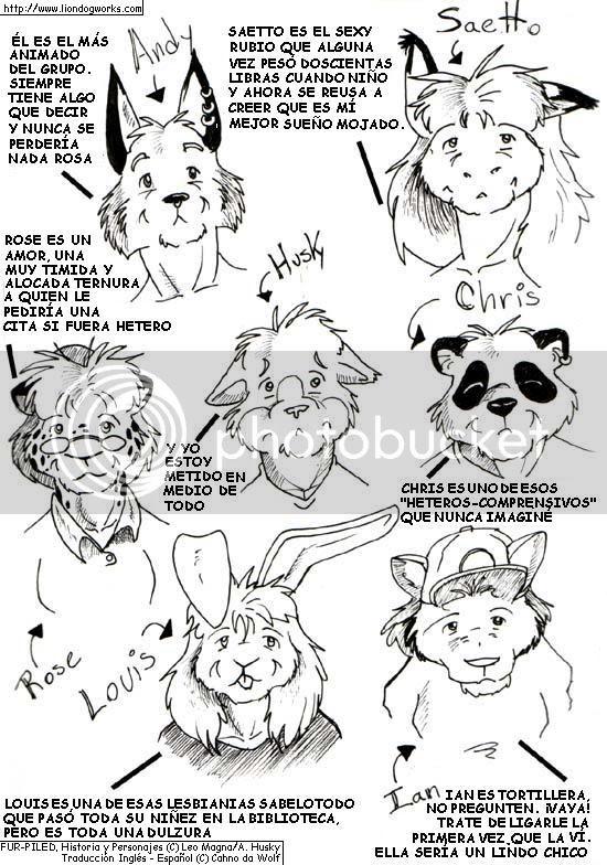 Algunas Mangas Furry X3 3-1