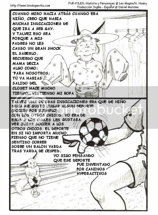 Algunas Mangas Furry X3 2
