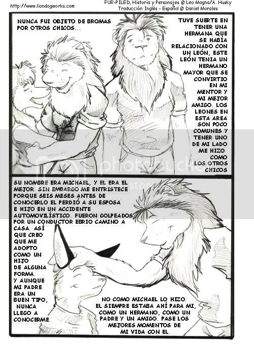Algunas Mangas Furry X3 3