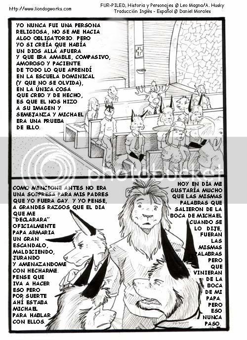 Algunas Mangas Furry X3 5
