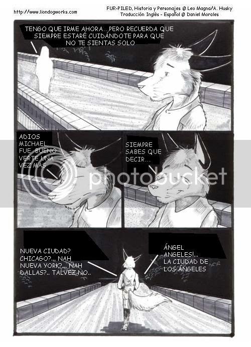 Algunas Mangas Furry X3 9
