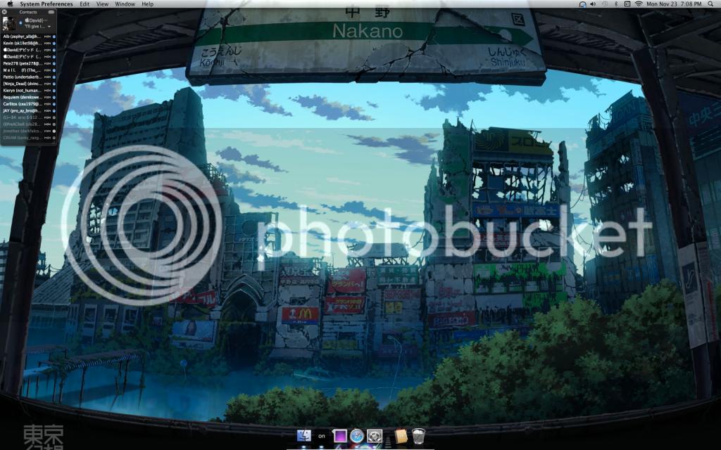 Post Your Desktop Thread Screenshot2009-11-23at70809PM