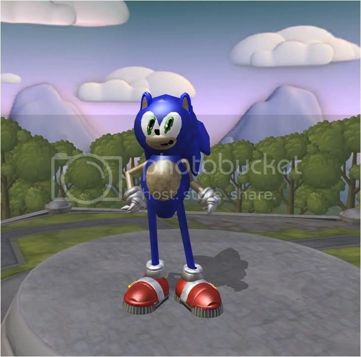 Show us your latest creation. - Page 8 SonictheHedgehog