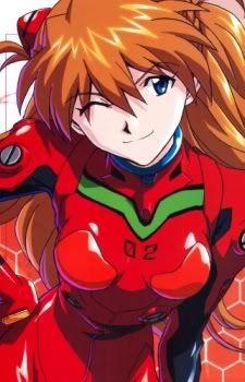 TOP30 Animegirls AsukaLangleySoryu