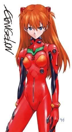 TOP30 Animegirls Asuka-1
