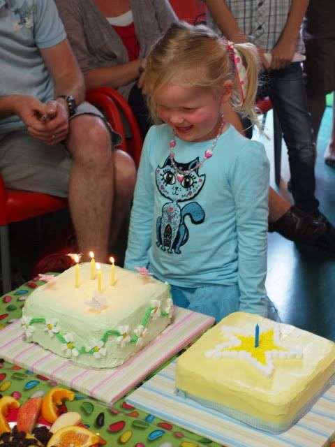 Emily and Taylor's birthdays (lots of photos) 4thbday