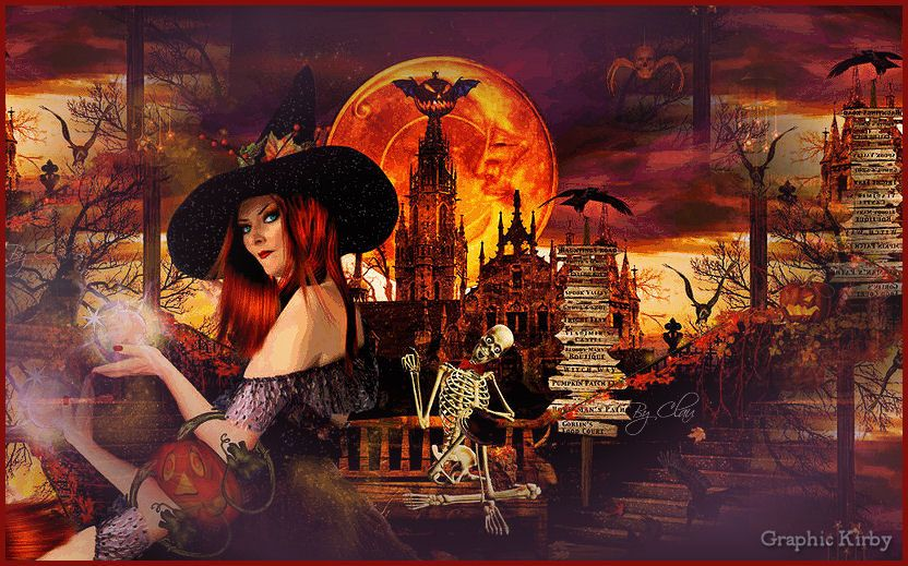 ** HAPPY HALLOWEEN !! 2012 ** Fafatube1398-bruxa-hallowens