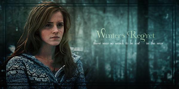 winters Regret Anfrage HermioneBanner
