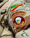 Patches worn by New Iraq Army. IraqiArmyPatrol