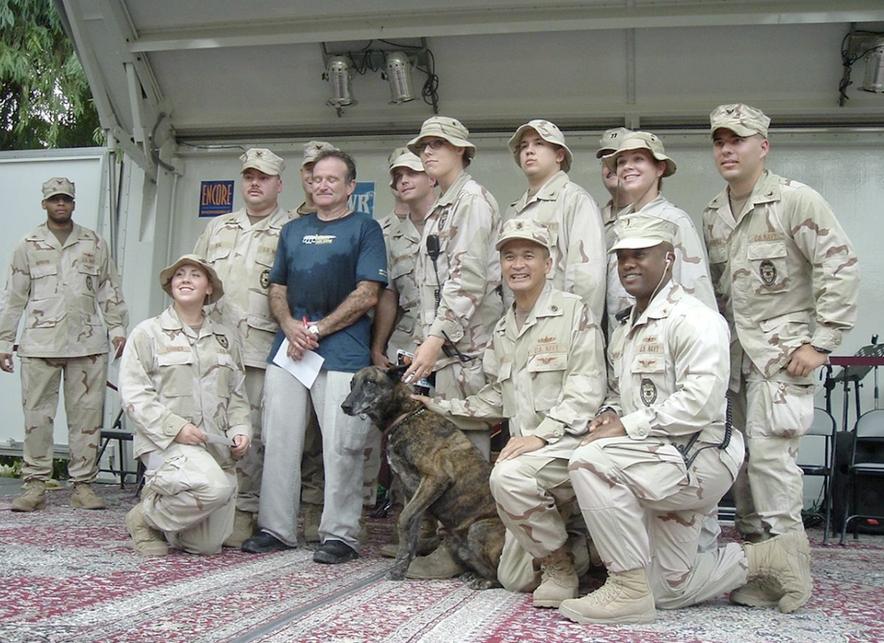 DCU du Petty Officer Christopher Jackson, US Navy Bahrain (Naval Security Forces) NSFBahrain2