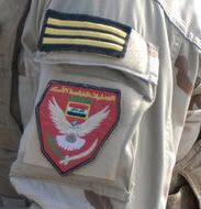 Patches worn by New Iraq Army. Armymil-61029-2010-01-11-010135