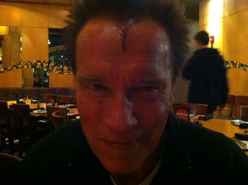 Arnold Schwarzenegger Arnold-Golpe