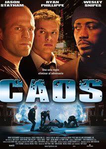 Filmografía de Wesley Snipes/ Filmes de Acción y Thrillers Caos-2006
