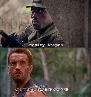 Filmografía de Wesley Snipes/ Filmes de Acción y Thrillers Depredador-el-objetivo