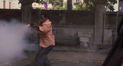 Filmografía de Wesley Snipes/ Filmes de Acción y Thrillers Detonador2-disparo