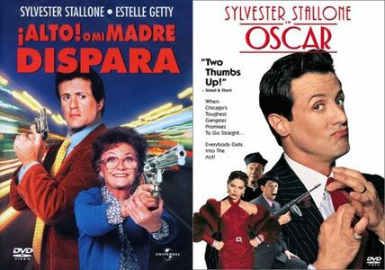 Sylvester Stallone Dispara-Oscar