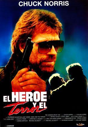 Chuck Norris El-Heroe-y-el-Terror-poster