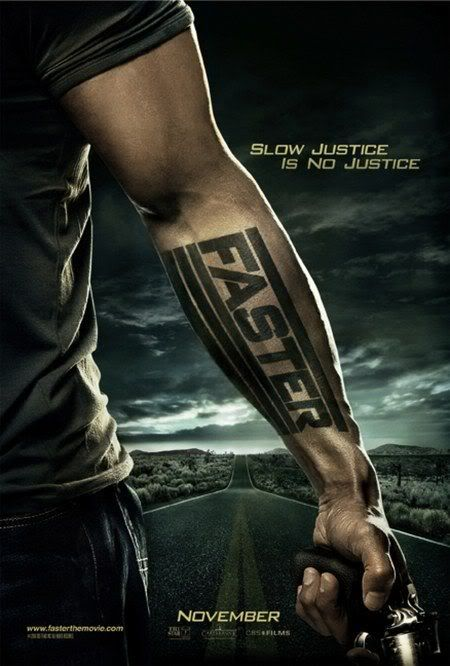 Faster (2010) FasterPoster