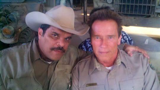 Arnold Schwarzenegger Guzman-y-ARnold